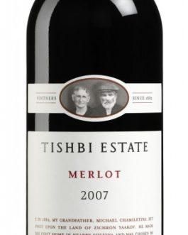 יין תישבי ESTATE מרלו 2012