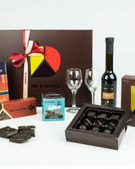 מארז שוקולד בניחוח אספרסו