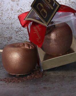 תפוח שוקולד