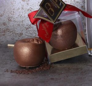תפוח משוקולד בלגי